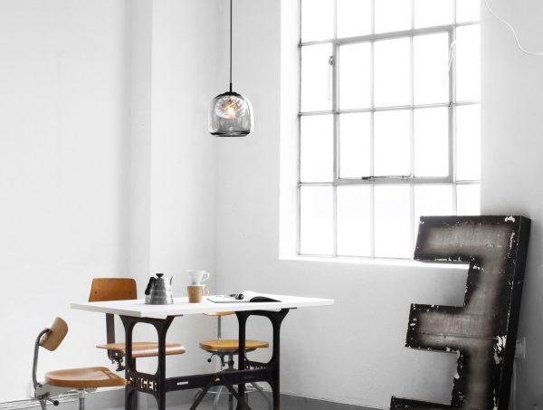 Inside Lamp Inside Hanglamp Design Morten en Jonas voor Oblure