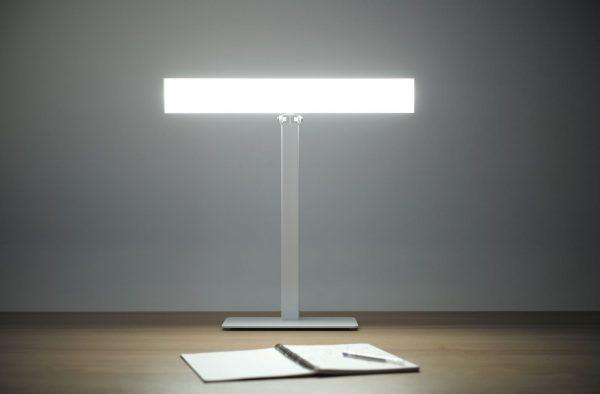 Valovoima Bright Light TableLamp Valovoima Daglichtlamp Design Harri Koskinen Innolux