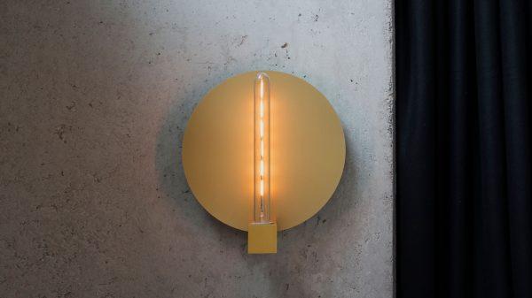 King Arthur Wall Lamp King Arthur Wandlamp Design Jesse Visser voor Hollands Licht
