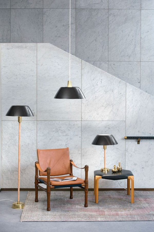 Senator Floor Lamp Grey Senator Vloerlamp Design Lisa Johansson Pape voor Innolux