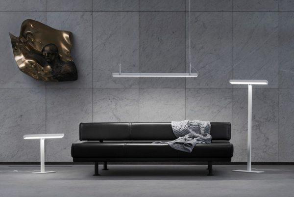 Valovoima Bright Light Floor Lamp Valovoima Daglicht Vloerlamp Design Harri Koskinen voor Innolux