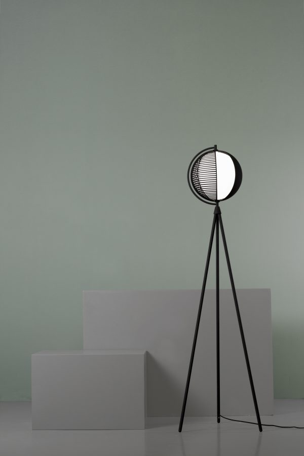 Mondo Floor lamp Mondo Vloerlamp Design Antonio Facco voor Oblure