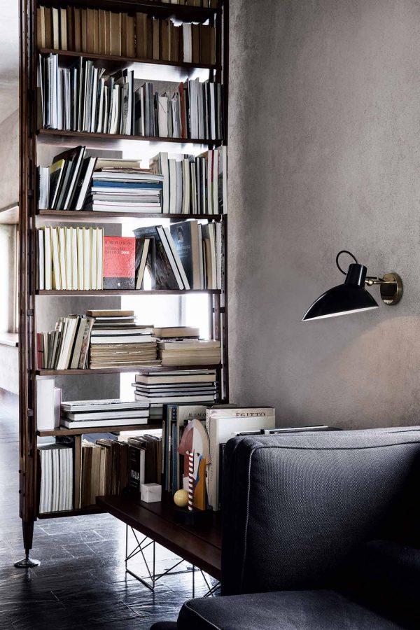 Cinquanta Wall Cinquanta Wandlamp Design Vittoriano Vigano for Astep