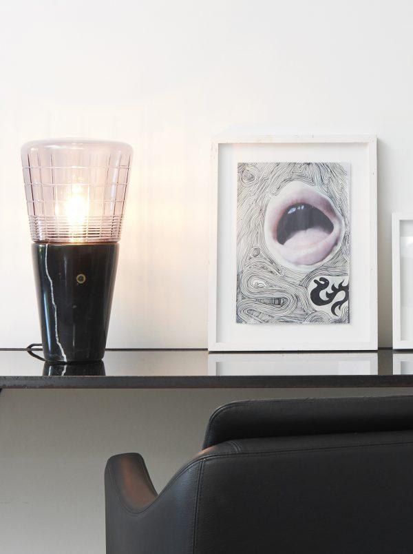 Blender Table Lamp Blender Tafellamp Design By US