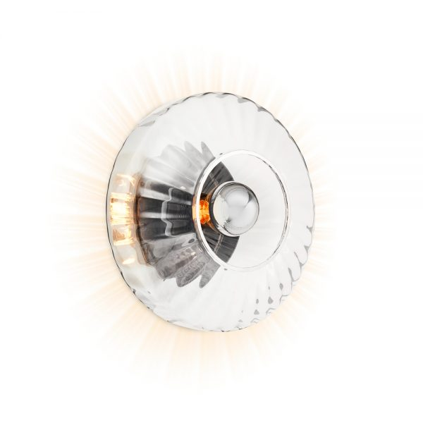 New Wave Optic Wall Lamp New Wave Optic Wand Lamp Design by US