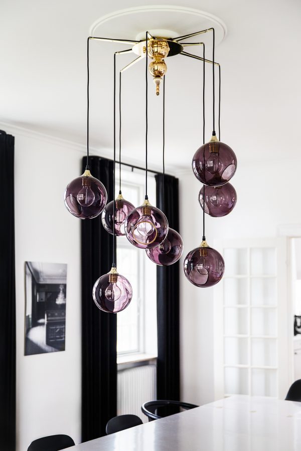 Flash your Lamps Suspension Flash your Lamps Plafond roset Design by US