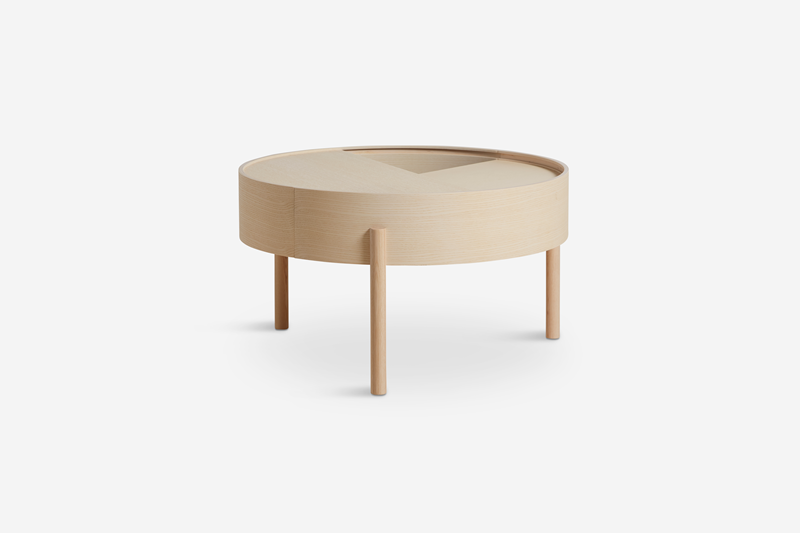 Groovy Arc Coffee Table Design Julie Begtrup And Ditte Vad By Woud Uwap Interior Chair Design Uwaporg
