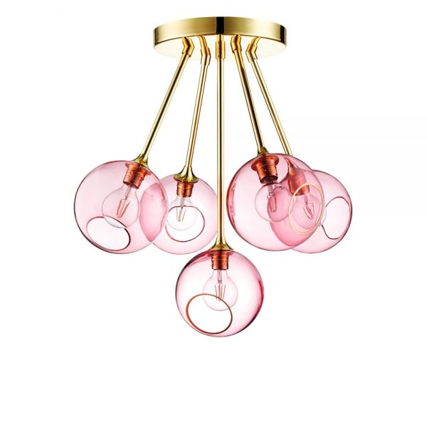 Ballroom Molecule Ceilinglamp Ballroom Molecule Plafondlamp Design by US