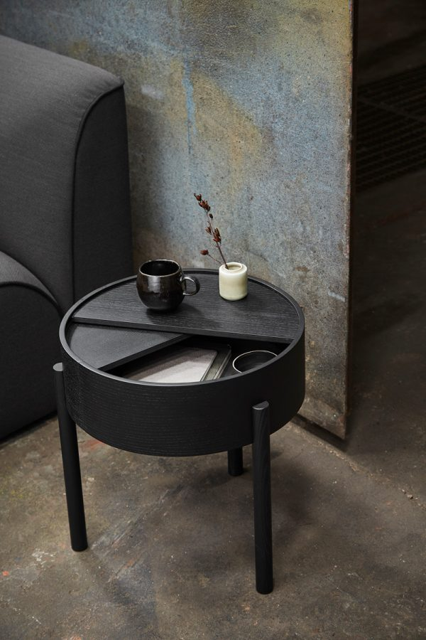 Arc Sidetable Arc Bijzettafel Design Julie Begtrup en Ditte Vad voor Woud