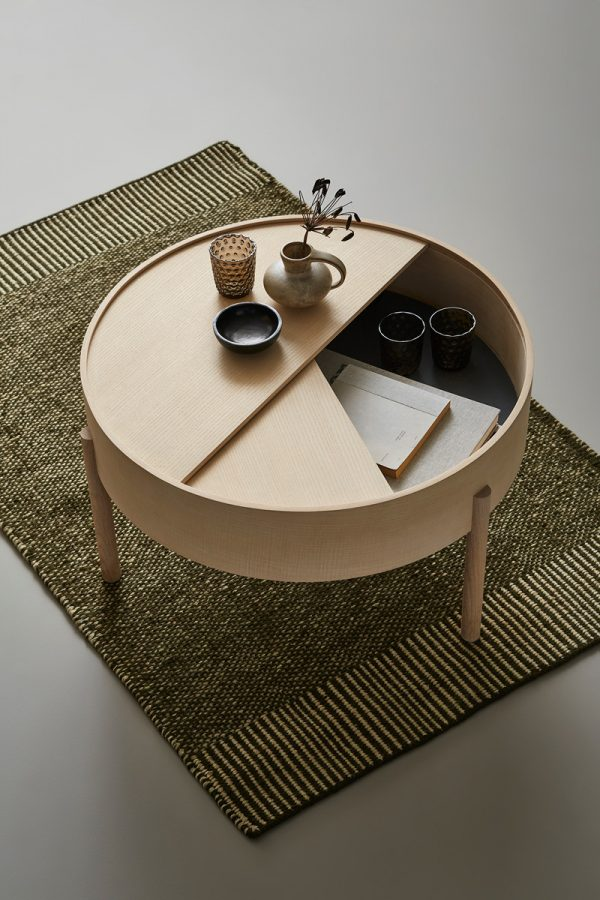 Arc Coffee table Arc Salontafel Design Julie Begtrup en Ditte Vad voor Woud