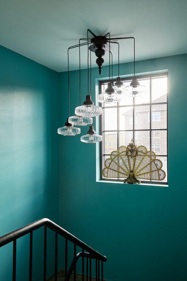 New Wave Optic Pendant Light New Wave Optic Hanglamp ontwerp Design by US