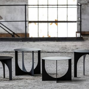 Inverse Coffee Table Inverse Salontafel Design Steffensen en Wurtz voor Bent Hansen