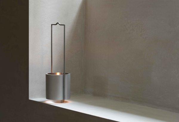 Holocene 4 Tafellamp Design John Pawson voor Wastberg
