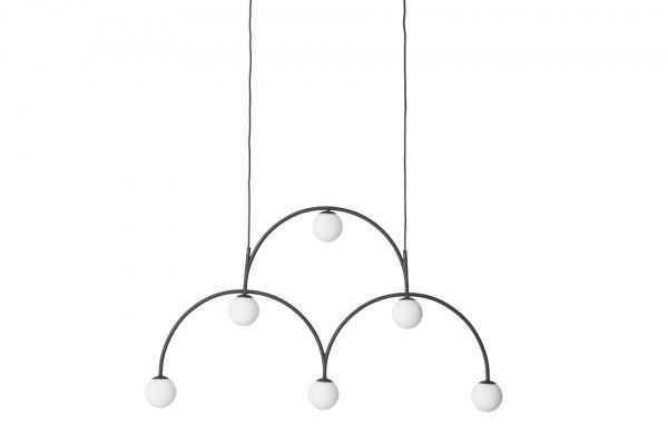 Bounce Hanglamp Bounce Pendant Light Design Monika Mulder voor Pholc