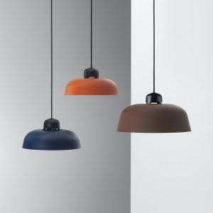 W162 Dalston Hanglamp Design Sam Hecht en Kim Colin voor Wastberg