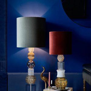 Vintage Lamp ontwerp Design by US