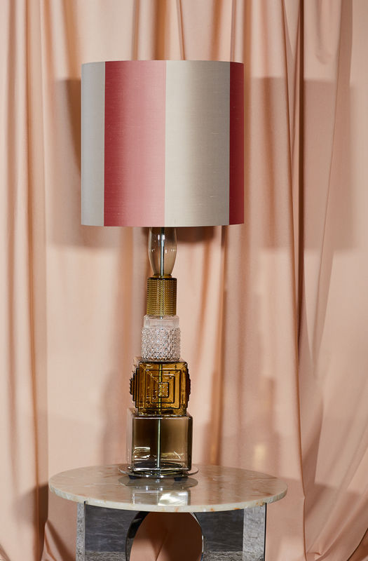 Vintage Lamp ontwerp Design by US
