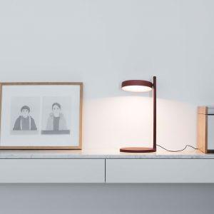 W182 Pastille Burolamp W182 Desk Lamp Design Sam Hecht en Kim Colin voor Wastberg