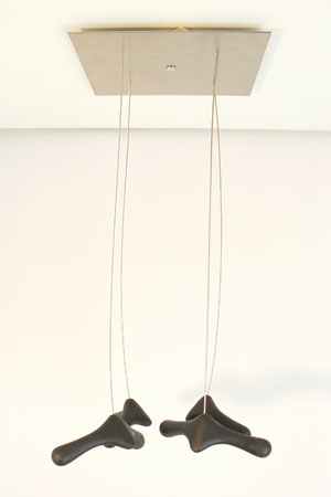 Flying Hooks Kapstok Design Bos en Couvée voor Goods