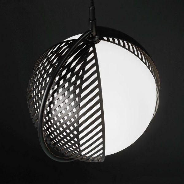 Mondo Hanglamp Mondo Pendant Light Design Antonio Facco voor Oblure