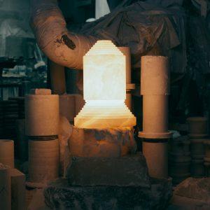 Babel Lamp Design Angel Jové door Santa Cole