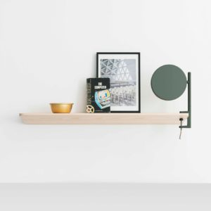 W182 Pastille Clamp Klemlamp Design Sam Hecht en Kim Colin voor Wastberg