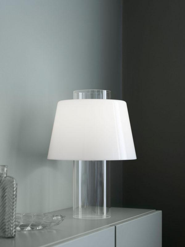 Kap Modern Art lamp design Yki Nummi voor Innolux