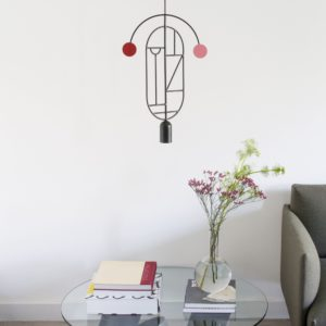 Lines and Dots LD07 Lamp Design Goula en Figuera voor Gofi