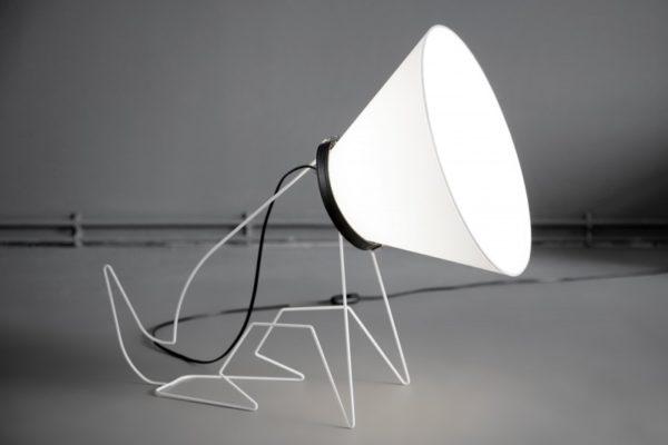 Bronco Lamp Design Castor Bours voor Goods