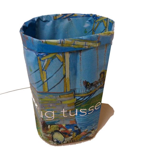 Paperbag Van Gogh Design Jos van der Meulen voor Goods