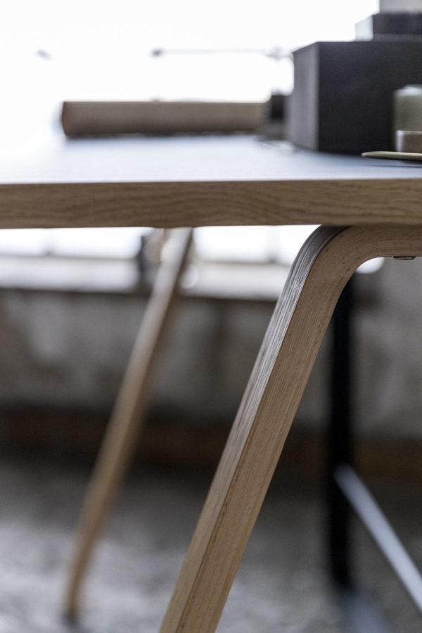 Hemingway Buro Hemingway Desk Design Bent Hansen Studio