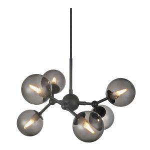 Atom Hanglamp Atom Kroonluchter Design Emanuele Patton voor Halo Design