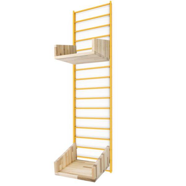 Fency Wandrek Fency Wall Rack Pakket XS Design Bastiaan Tolhuijs