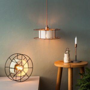 Spool Hanglamp Spool Pendant Light Design Bastiaan Tolhuijs voor Tolhuijs