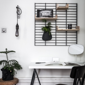 Fency Wandrek Fency Wall Rack Pakket M Design Bastiaan Tolhuijs