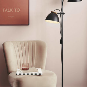 Arhus Vloerlamp Duo Design Emanuele Patton voor Halo Design