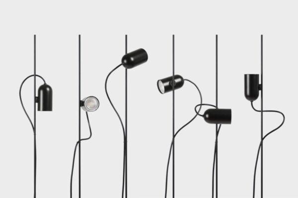 Fa Vloerlamp Fa Floor lamp Design Goula en Figuera voor Gofi