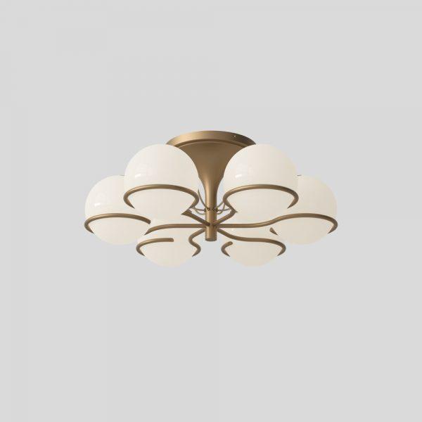 2042 Lamp Design Gino Sarfatti voor Astep