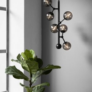 Atom Vertical lamp Design Emanuele Patton voor Halo Design