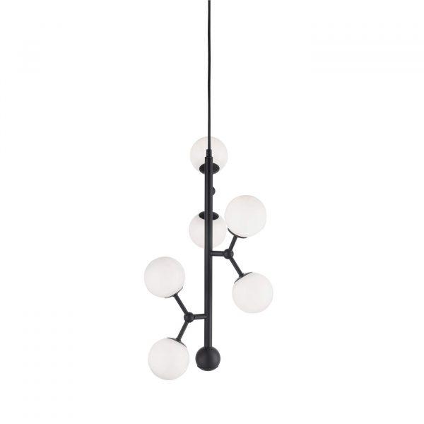 Atom Vertical lamp Design Emanuele Patton voor Halo Design