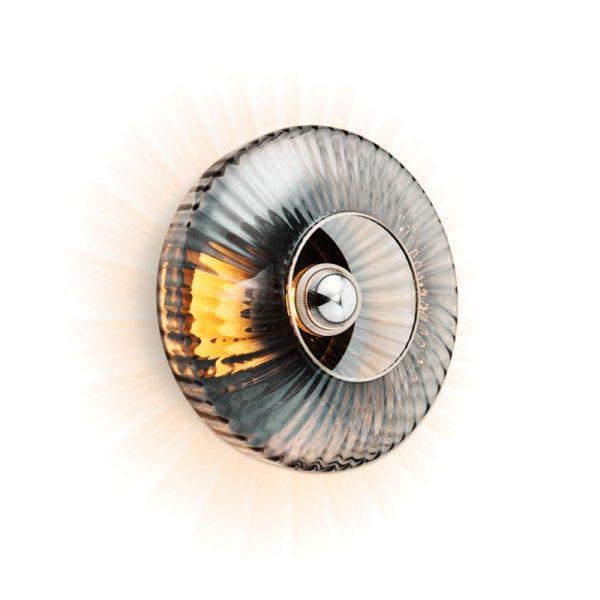 New Wave Optic XL Wandlamp Design by US