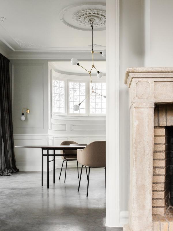 Tribeca Harrison Chandelier Design Søren Rose Studio voor Menu