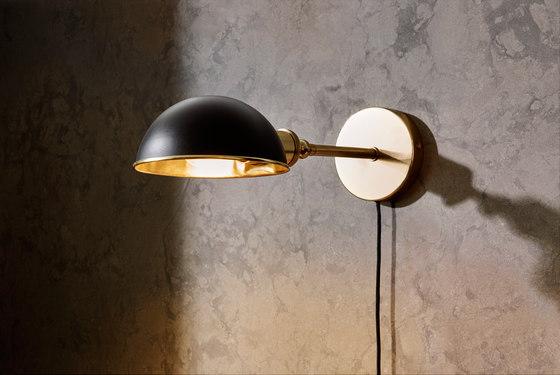 Walker Wandlamp Wall light Design Søren Rose Studio voor Menu