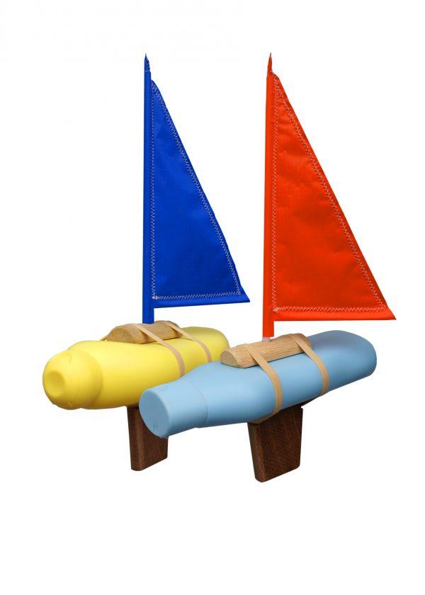 Bottle Boat Design Floris Hovers voor Goods