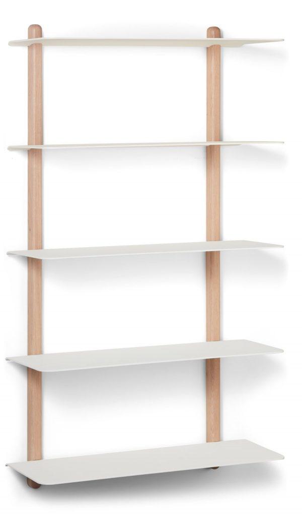 Nivo wandplank E Design Böttcher en Kayser voor Gejst