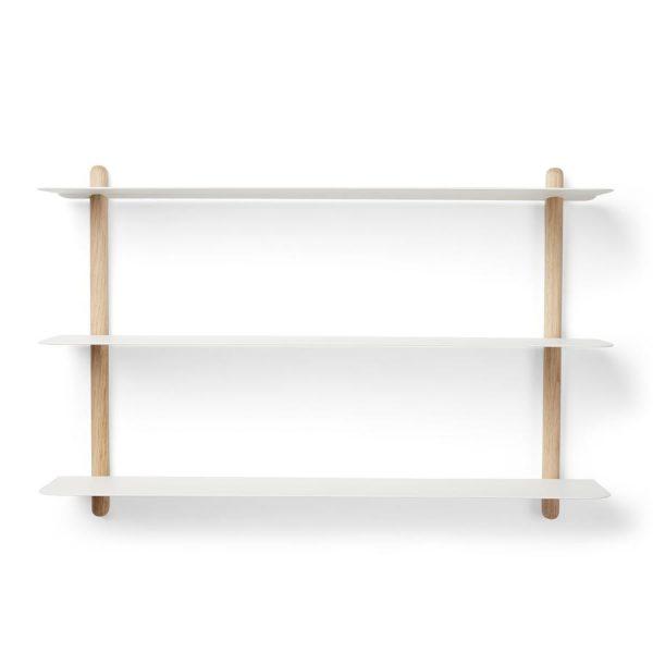 Nivo wandplank A Design Böttcher en Kayser voor Gejst