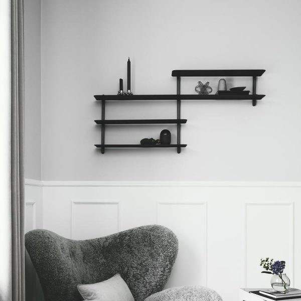 Nivo wandplank B Design Böttcher en Kayser voor Gejst