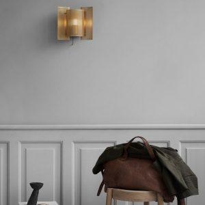 Butterfly Perforated Wandlamp Design Sven Ivar Dysthe door Northern
