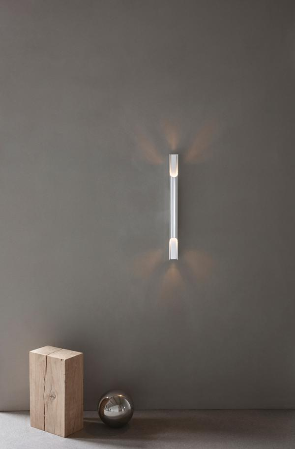 Pan Wall 50 Wandlamp Design Bent Karlby voor Lyfa