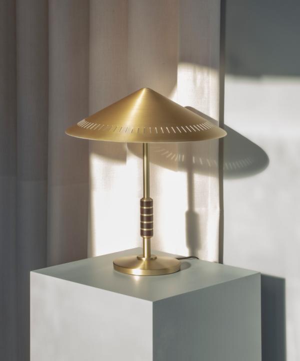 Governor Lamp Design Bent Karlby voor Lyfa